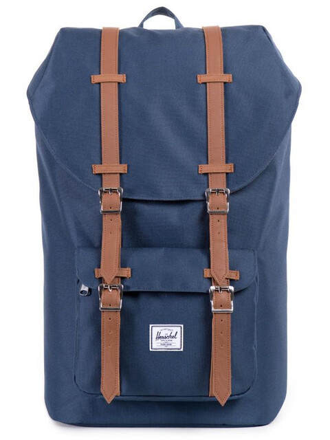 Herschel Little America Backpack Navy/Tan